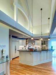 lighting in vaulted ceilings. Lighting For High Kitchen Ceilings Downmodernhome Plus Marvelous Themes In Vaulted