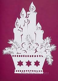 christmas paper cutting bells mashustic com christmas paper cutting