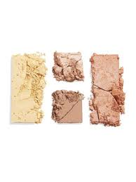 <b>Палетка для макияжа лица</b>: Хайлайтер и бронзер Nath Highlight ...