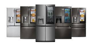 black appliance matte seamless kitchen:  instaview family image