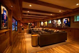 Picturesque Basement Man Cave Ideas Your Gateway Peace Fun Interior For  Small Basements Quick And Cheap ...