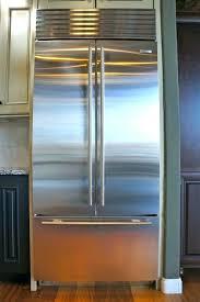 kitchenaid 48 inch refrigerator built in built in refrigerator the sub zero bi french door refrigerator