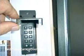keypad garage door opener glamorous keypad garage door opener genie battery keypad garage door opener craftsman