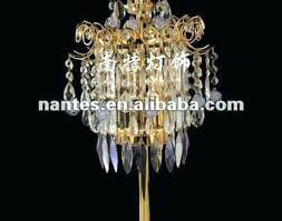 table top chandelier gorgeous centerpieces