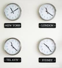 office clocks. Ideas For Office - Series Of Different Clocks With Important Time Zones (CA, Eastern, India, Zambia, London, Etc) | My Eye Pinterest E