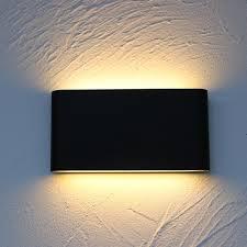 outdoor waterproof wall lamp