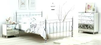 Bedroom With Mirror White Silver Bedroom Bedroom Mirror Finish Bedroom  Furniture White And Silver Bedroom Set