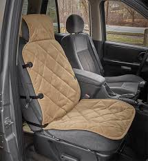 dog car seat protector quilted microfibre bucket seat protector orvis uk