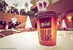 Mcdonalds Drink Calorie Chart Mcdonalds Nutrition Chart For Mccafe Coffees Calorie List