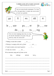 When we talk related with phonics double consonants worksheets, we have collected particular variation of images to complete your ideas. 22 Amazing Double Consonant Worksheets Jaimie Bleck