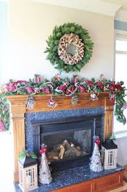 25 best Christmas mantles images on Pinterest | Christmas ideas ...
