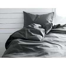ikea gaspa duvet cover and pillowcases dark gray 425 sek dark gray duvet covers dark gray