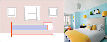 Make Your Bedroom Look Bigger Using Paint. 1) Paint Your Walls Light Colors