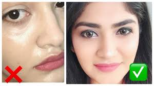 how to apply base make up for indian skin summer makeup sweat proof