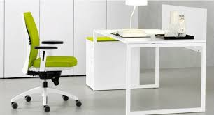 minimal office.  office minimalist home office situation with white desk inside minimal