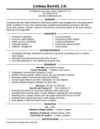 Attorney Resume Template New Resume Attorney Resume Samples Legal Examples Example Resumes