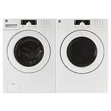 kenmore 68132. kenmore energy star\u0026#174; front-load washer and electric dryer set with steel 68132 r