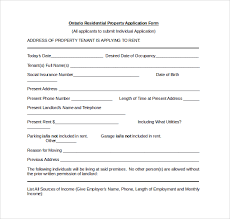 rent application form doc sample tenant information form 10 download free documents in pdf