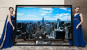samsung tv 50 inch 4k. samsung\u0027s 110-inch 4k tv might be impressive, but what is there to watch on it? samsung tv 50 inch 4k m