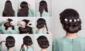 wedding hairstyles elegant updo tutorial (in 10 easy steps) Wedding Hairstyles Step By Step Wedding Hairstyles Step By Step #15 fancy hairstyles step by step for wedding