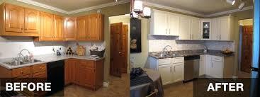 refinishing kitchen cabinets cost spray painting kitchen cabinets cost uk