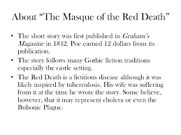 the masque of the red death rdquo ppt video online about the masque of the red death