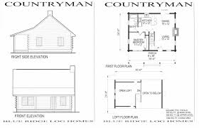 small log cabin floor plans. Small Log House Plans With Cabin Floor And Beautiful 30