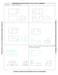Orthographic projection worksheet sarah lawler resubmit