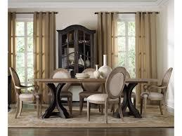 hooker furniture dining. Hooker Furniture CorsicaRectangle Pedestal Dining Table Set I
