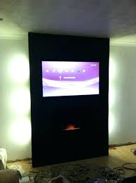 false wall for tv how to build a floating wall google search