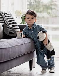 Peuterkapsels Voor Stoere Peuter Boys Babylabel
