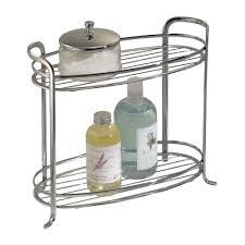 Bathroom Shelf Axis 2 Tier Bathroom Shelf In Bathroom Organizers