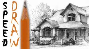 architecture houses sketch. Architecture Houses Sketch