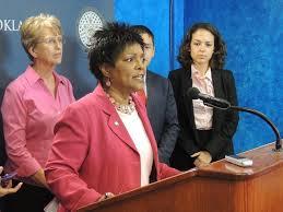 Sen. Constance Johnson's press conference on temporary injunction of HB  2226   Oklahoma Senate