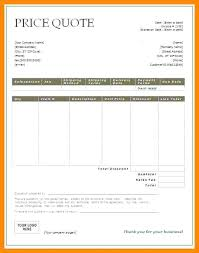 free price quote template 7 free quotation template excel reptile shop price download