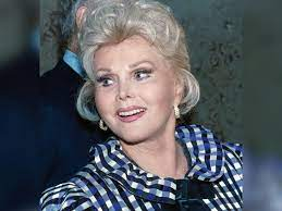 Zsa zsa gabor was 99 when she died in 2016. Wb4swkmmsqwzzm