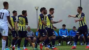Fenerbahçe 2-0 Csikszereda (Hazırlık Maçı) - Fenerbahçe Spor Kulübü