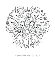 Free Printable Mandala Coloring Pages For Adults Valentinamionme