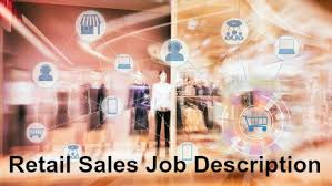 Customer Service Job Description Retail Sample Retail Sales Job Description