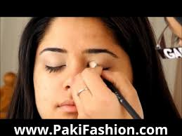 bridal makeup tutorial tune pkbollywood bridal make up tutorial tune pk black smokey eye
