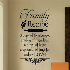 Kitchen Quotes Magnificent Wall Art Slogans Wall Art Slogans Best 48 Kitchen Wall Quotes Ideas