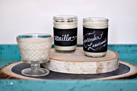 Simple Scented Candles. Diy homemade candles