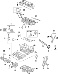 parts com® honda engine cylinder head valves valve lash 2007 honda fit base l4 1 5 liter gas cylinder head valves
