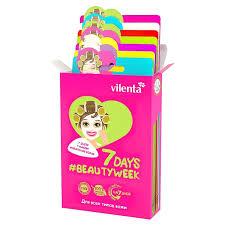 Подарочный набор тканевых масок <b>VILENTA Beauty</b> week 7 Days ...