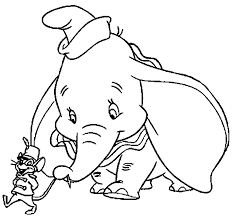 Small Picture Dumbo Coloring Pages coloringsuitecom