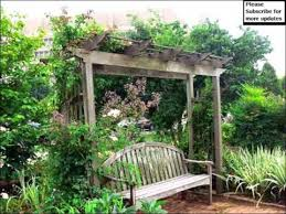 Small Picture Garden Arch Design Ideas Pictures Remodel Ideas YouTube