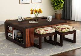 rectangle coffee tables upto 55
