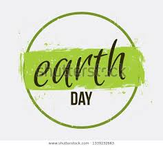 Ecology Theme Earth Day Flyer Template Stock Vector Royalty