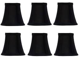 lamp shades that clip onto light bulb set of 6 barrel chandelier lamp shades 5 inch lamp shades that clip