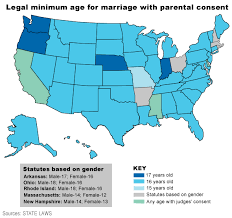 Age The com Is Debating State News In Missouri Columbiamissourian Too 15 For Marriage Young